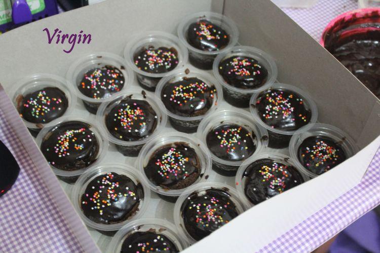 Cara Mudah Dan Murah Bikin Choco Cake Tanpa Mixer Oven Dan