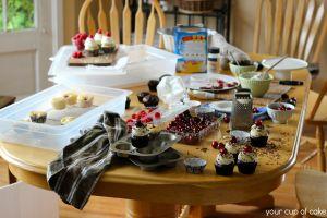Makan di dapur yang berantakan bisa bikin kamu makin gendut lho