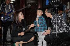 Lucunya Airlangga, cucu SBY yang imut dan kharismatik