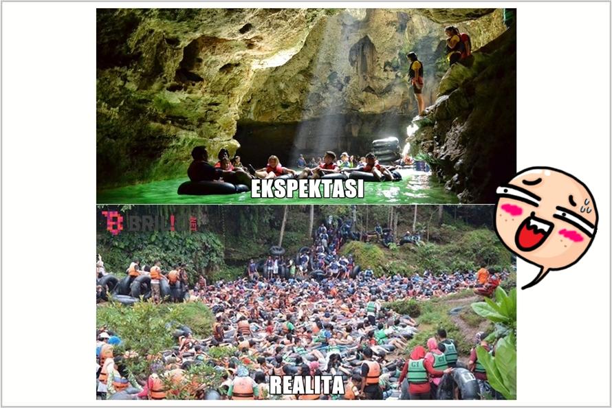 20 Foto ekspektasi vs realita ini buktikan liburan tak selalu indah!