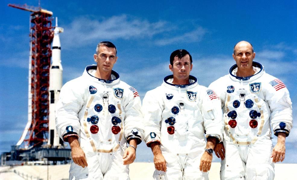 Misteri astronot Apollo 11 dengar musik aneh di antariksa terungkap!