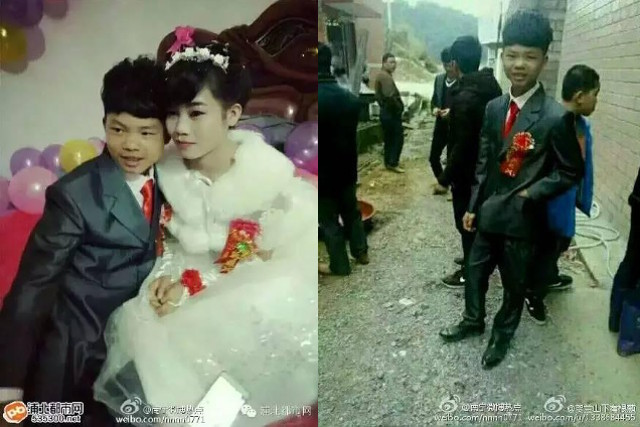 Pernikahan pasangan ABG usia 16 tahun ini gegerkan netizen