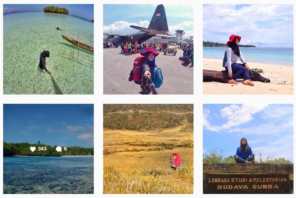 10 Akun Instagram ini akan menginspirasimu bersolo traveling