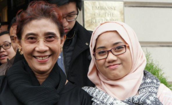 Bikin bangga! Okky Nur Irmanita berhasil sabet Piala Oscar Adam Smith