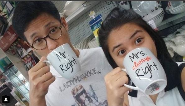 Foto-foto kemesraan Putri Titian dan Junior Liem,  jomblo dilarang iri
