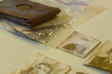 Hilang selama 71 tahun, dompet plastik ini kembali ke pemiliknya