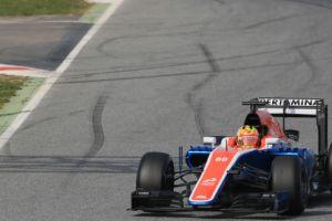 Ini hasil tes Formula 1 Rio Haryanto di Barcelona