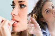 Suka gigit kuku atau mainan rambut tanda orang yang perfeksionis