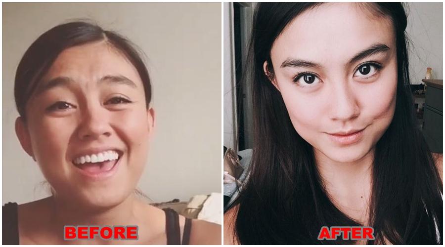 18 Wajah Artis Indonesia Sebelum Dan Sesudah Makeup Jangan Kaget
