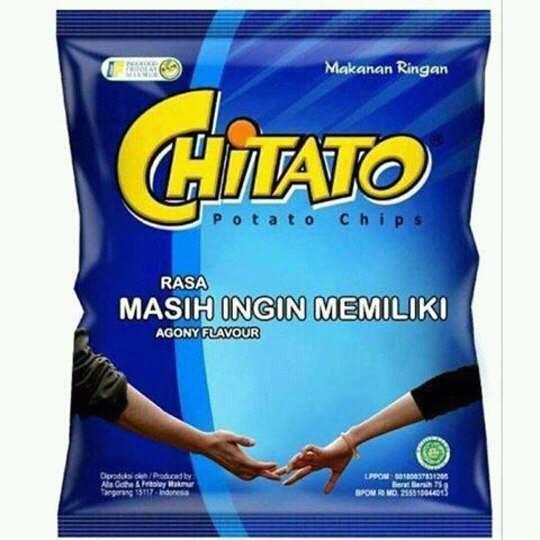 Ada-ada saja, ini 11 pelesetan rasa baru Chitato, dijamin ngakak!