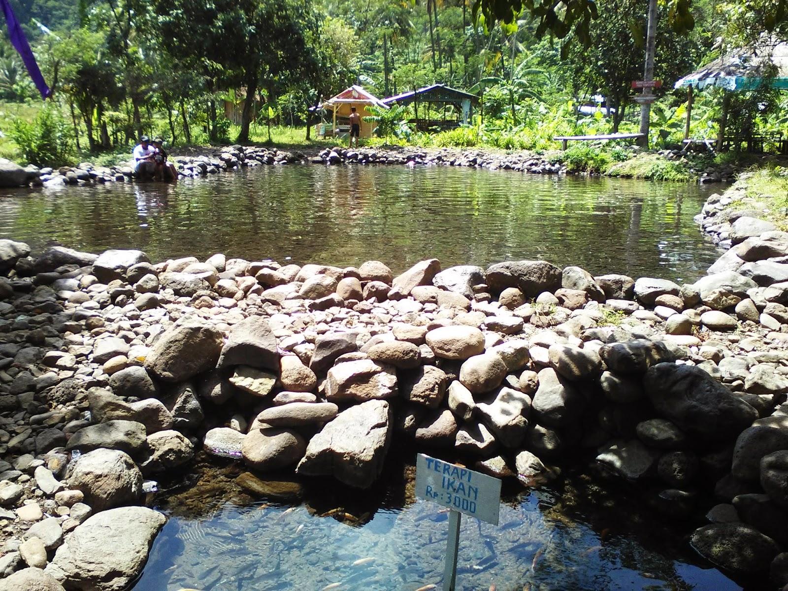 Ini 10 sumber mata air dan umbul eksotis, kunjungilah saat weekend