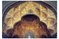 Indahnya 15 foto kubah masjid di Iran, dijamin bikin hatimu 'teduh'