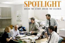 Ini fakta mengejutkan tentang 'Spotlight' film terbaik Oscar 2016
