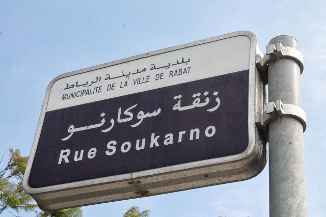 Nama Soekarno pun diabadikan di luar negeri, keren!