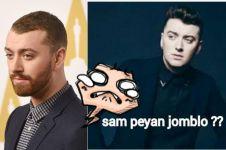 15 Meme Sam Smith ini menghiburmu karena tidak bisa nonton Oscar