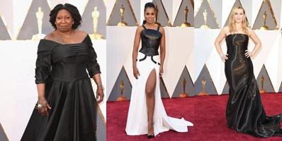 Ini dia aktris dengan gaun terburuk Oscar 2016, kenapa yah?