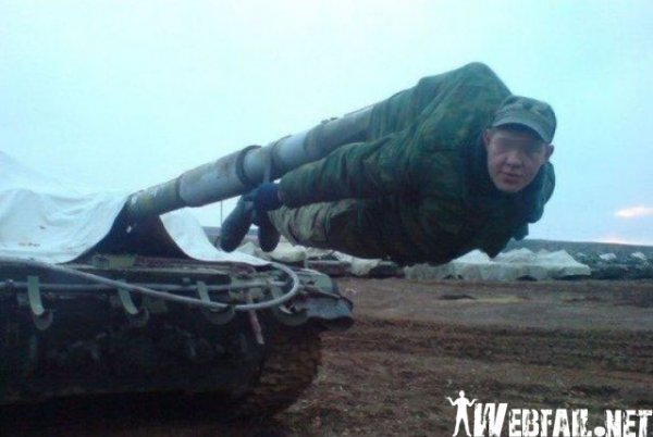 15 Foto kocak ini buktikan kenapa AS males bikin ulah sama Rusia