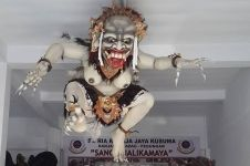 20 Foto ogoh-ogoh untuk perayaan Nyepi ini bukti Bali kaya budaya
