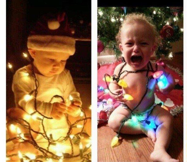 20 Ekspektasi vs realita potret bayi, bikin geleng-geleng kepala!