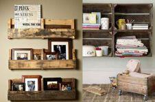 Modifikasi barang bekasmu jadi perabot rumah yang lucu seperti berikut