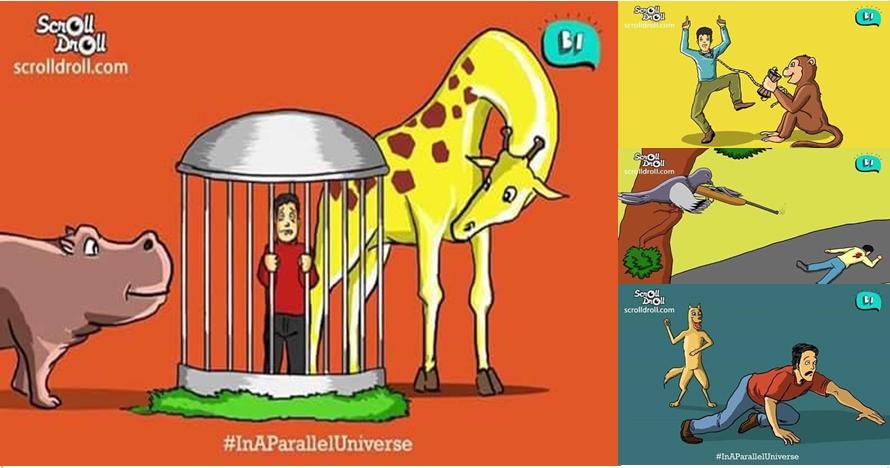 48+ Gambar hewan animasi kartun terbaru