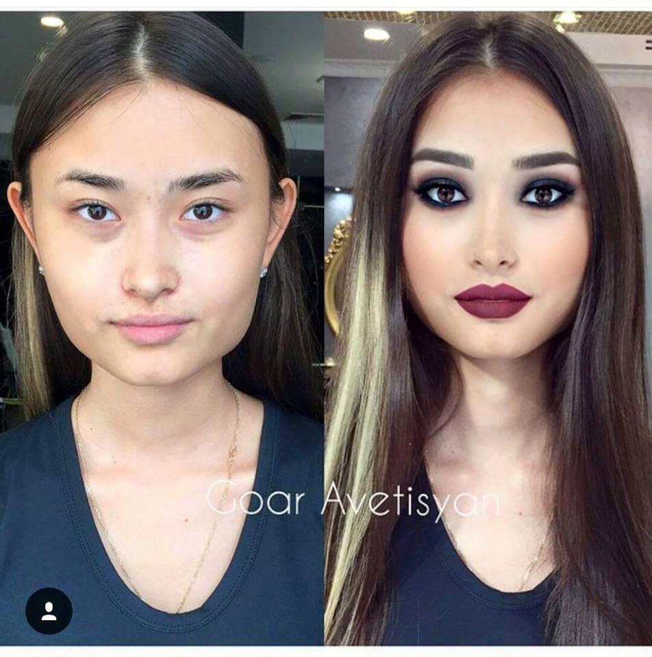 top gambar tutorial make up seperti orang korea terbaik