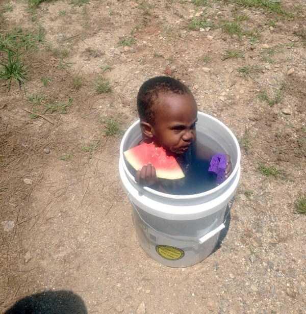 Foto Anak Kecil Jelek Lucu