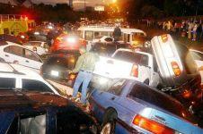 22 Momen kecelakaan yang nggak habis pikir, konyol tapi ngeri...