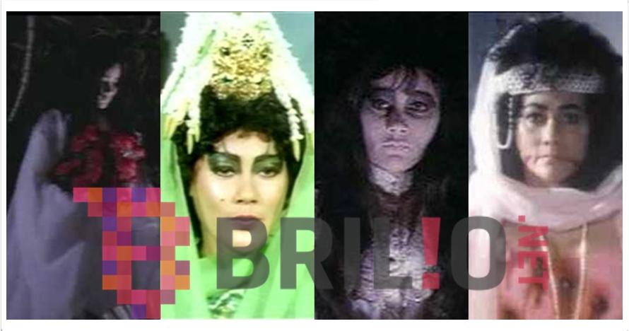 Deretan film Suzanna yang paling ngeri, nggak mungkin nggak merinding!