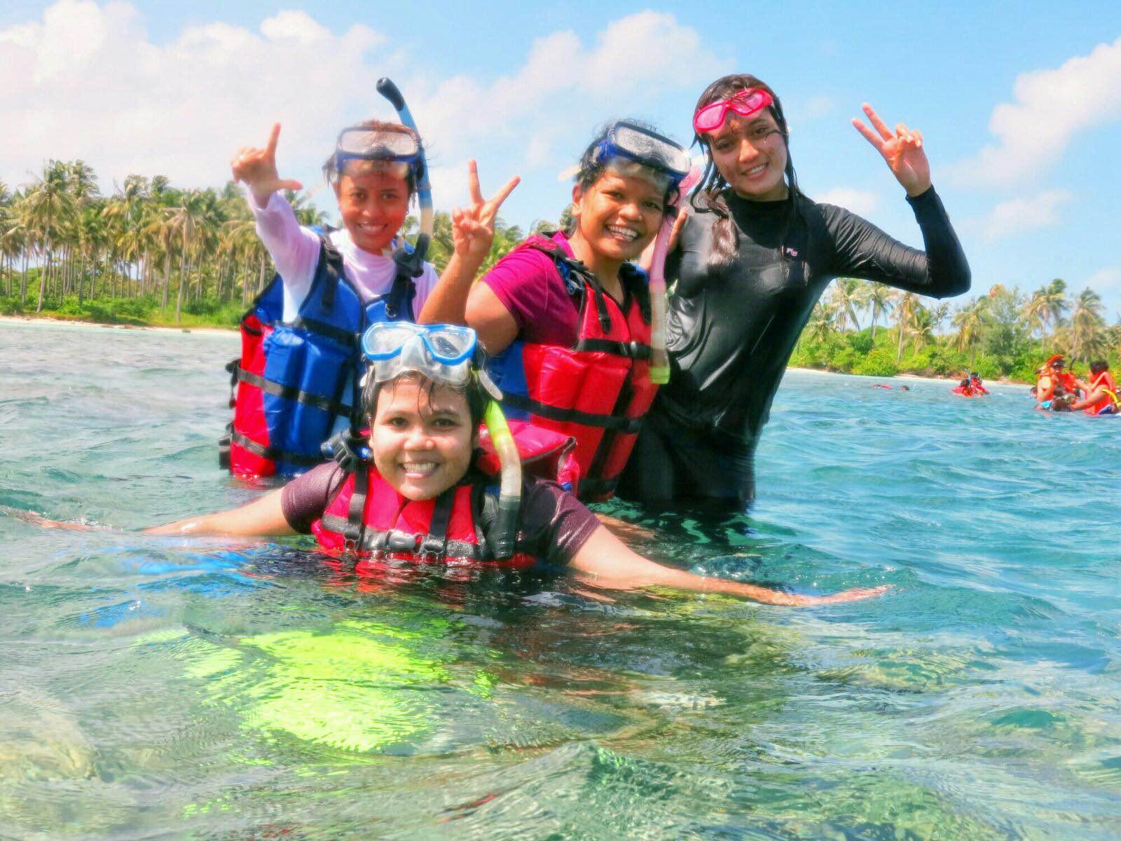 Terdampar di Karimun Jawa 5 hari, Rahma ganjal perut pakai jambu air!