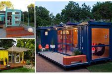 15 Rumah indah ini dibuat dari kontainer bekas, dua jempol deh!
