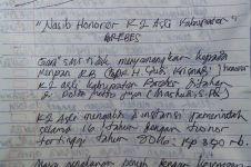 Curahan hati Mashudi, guru honorer yang dipolisikan Menteri Yuddy