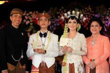 Reaksi lucu Kaesang setelah cucu pertama Jokowi lahir
