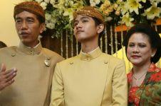 Cucu pertama lahir, Jokowi banjir ucapan selamat dari warga