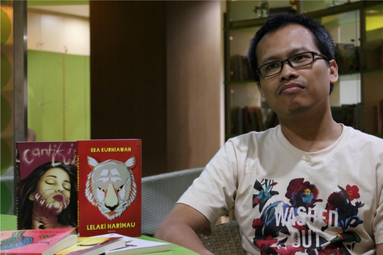 Novelis Indonesia masuk nominasi The Man Booker International Prize!