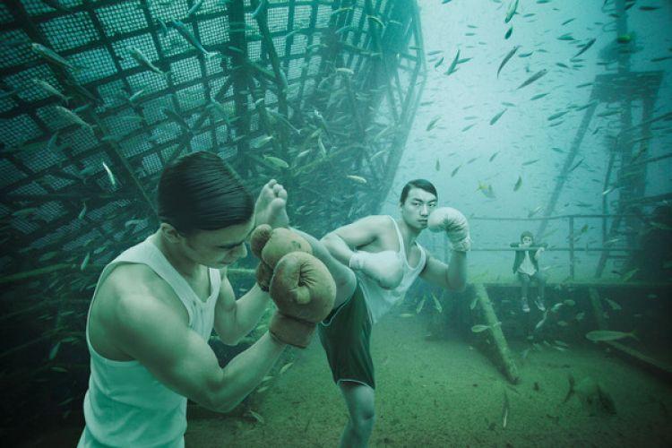 9 Gambar di galeri bawah laut ini tampak nyata, bikin takjub!