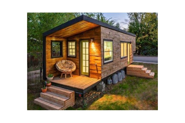 16 Desain Rumah Kayu Bisa Jadi Inspirasi Keren Elegan Gambar