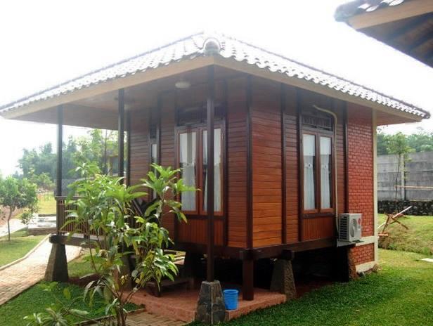 16 desain rumah kayu ini bisa jadi inspirasi keren dan
