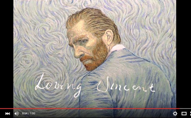 Siap tayang film tentang Vincent Van Gogh, pelukis paling misterius