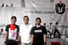 Institut Musik Jalanan, wadah berkesenian untuk para pengamen, keren!