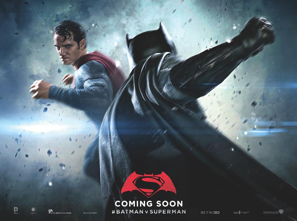 Spoiler! Ini cuplikan adegan duel Batman v Superman: Dawn of Justice