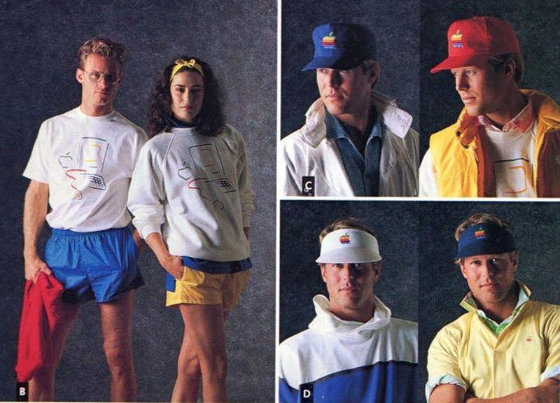 Sebelum terkenal dengan iPhone, Apple ternyata buat produk fashion lho