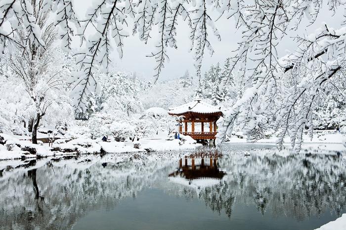 10 Negara Dengan Pemandangan Salju Terindah Ini Wajib Kamu Kunjun