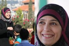 Kisah haru guru terbaik dunia yang hidup di camp pengungsian Palestina