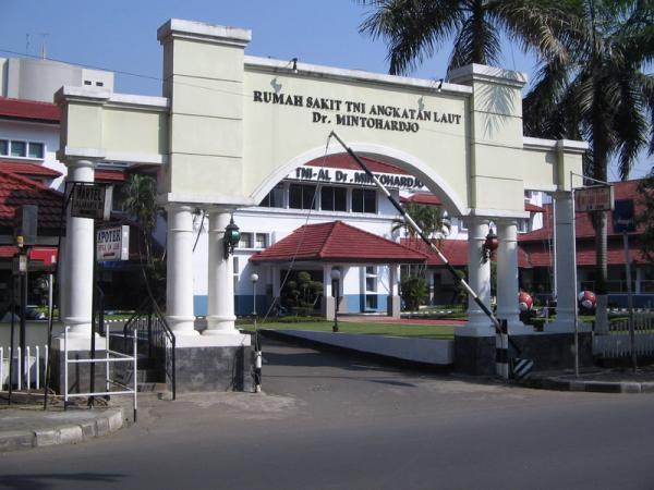 Ini kronologi kebakaran di RSAL Mintohardjo Jakarta