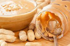 Camilan kacang ternyata bisa mencegah obesitas, wow!