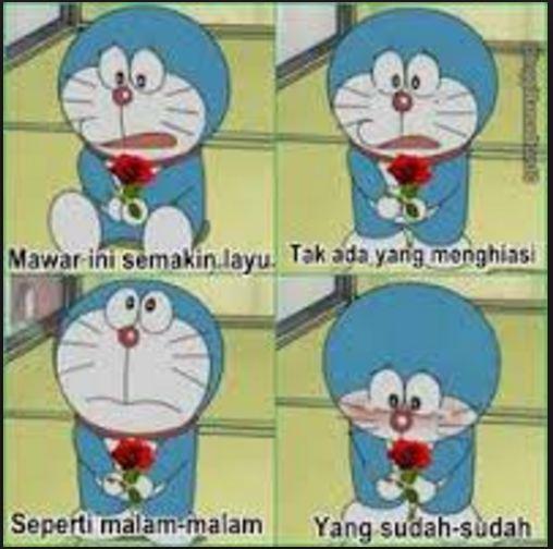18 Meme Doraemon Yang Bikin Kamu Baper Hati Makin Cenut Cenut