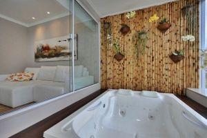 Bambu bikin interior rumah lebih artistik, 23 model ini bisa kamu tiru
