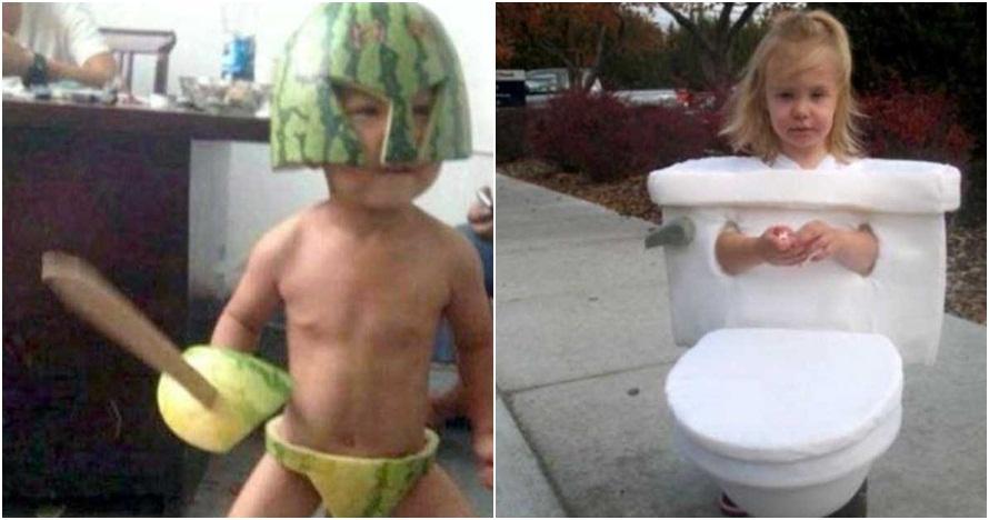 24 Kostum anak ini unik dan lucu, berani coba buat anak sendiri?