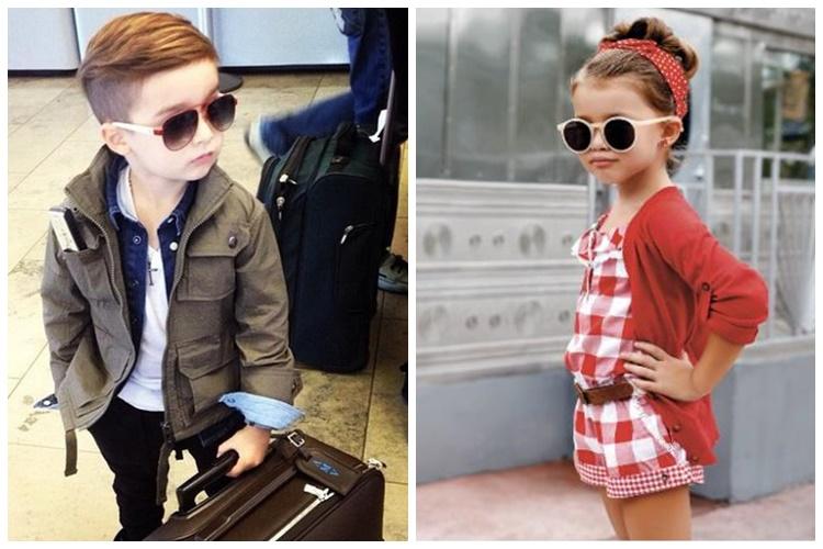 Kamu kalah keren dari 20 anak yang gayanya fashionable banget ini!
